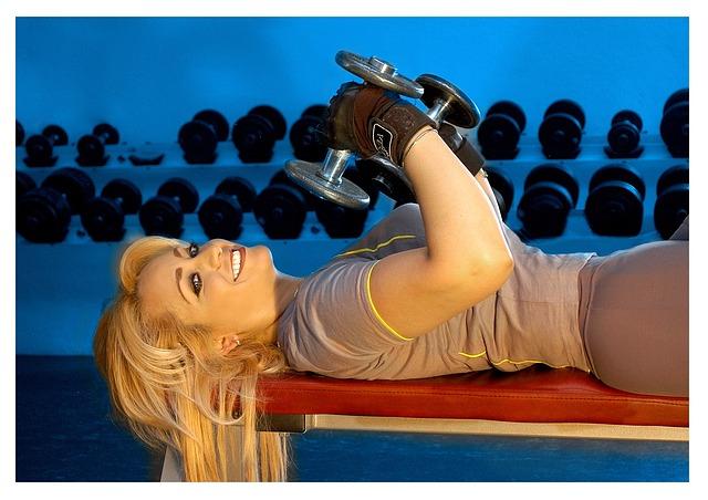 Gym, Sports, Weight Training, Women, Attractive, Hot