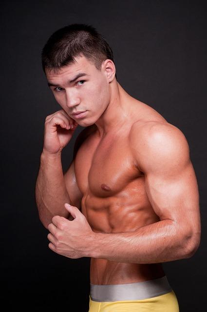 Athlete, Bodybuilder, Sportsmen, Macho, Male, Gay
