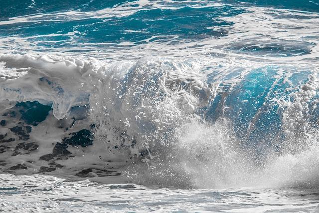 Wave, Splash, Surf, Water, Sea, Spray, Foam, Nature