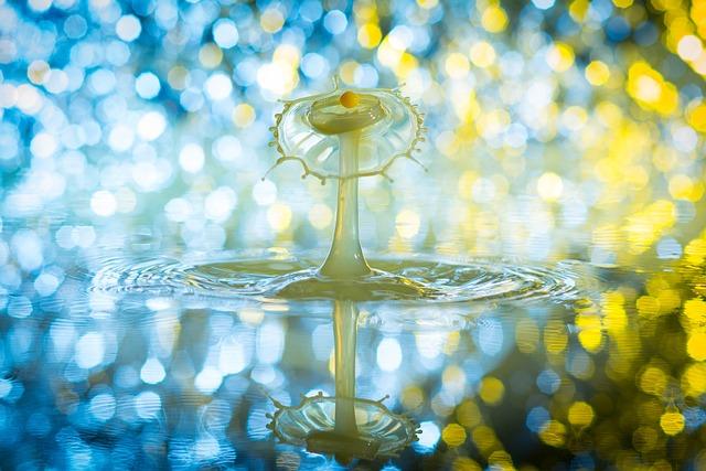 Drip, High Speed, Liquid, Spray, Drop Of Water