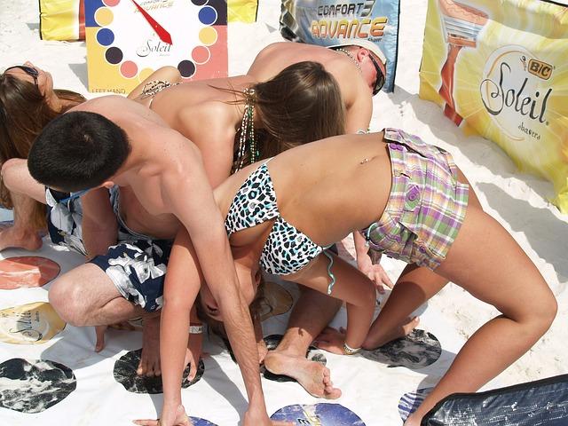 Spring Break, Girls, College Students, Panama City