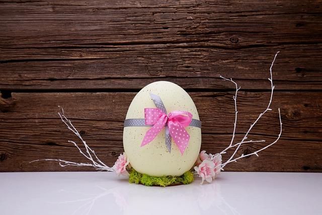 Easter Egg, Holidays, Ornaments, Spring, Easter