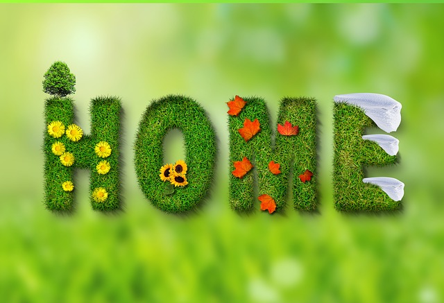 Spring, At Home, Summer, Green Spring, Green Home