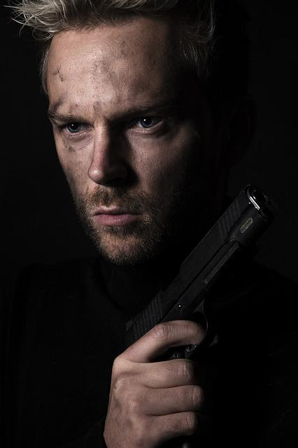 Man, Gun, Soldier, War, Crime, Killer, Spy, Agent