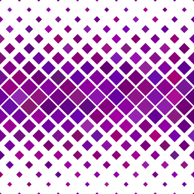 Pattern, Square, Purple, Horizontal, Diagonal