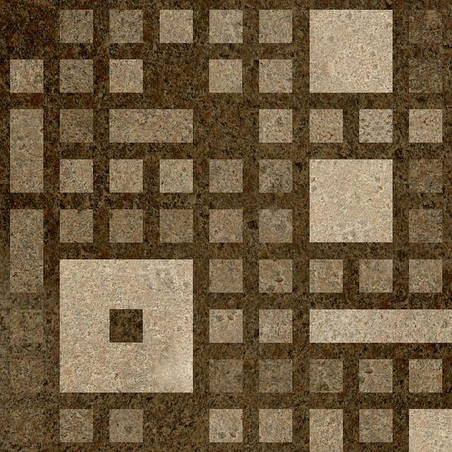 Squares, Fragment, Background Image