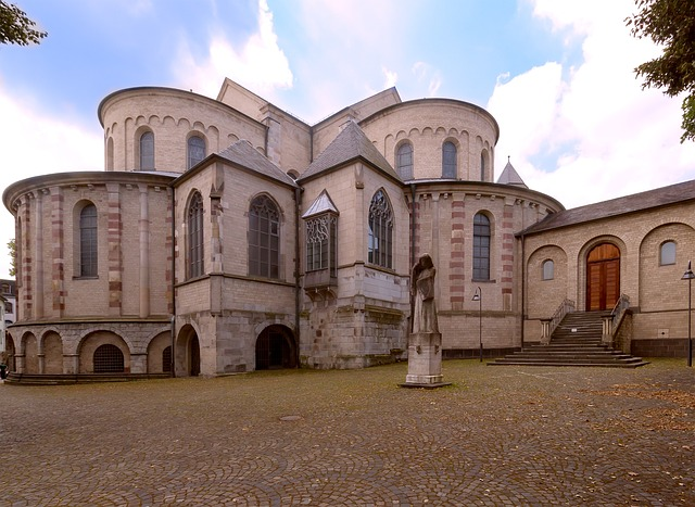 St Maria Capitol In, Romanesque Churches, Cologne