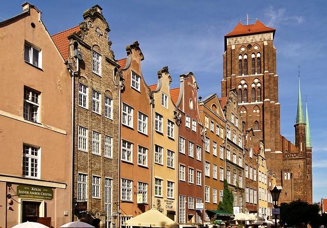 Poland, Gdansk, St Mary's Church