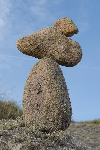 Stone, Balance, Steinmann, Stability