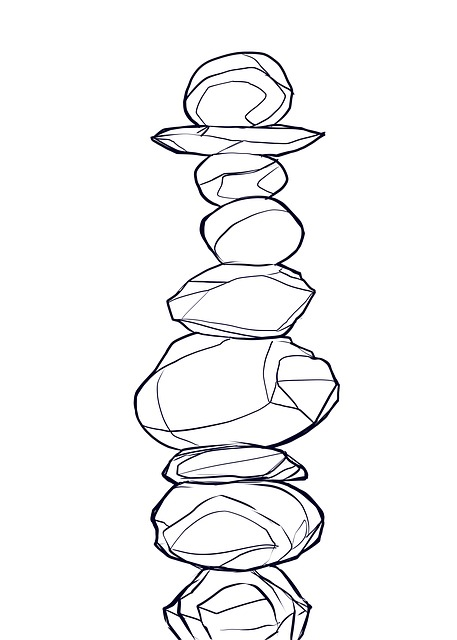 Balance, Rocks, Stack, Nature, Zen, Harmony, Pebble