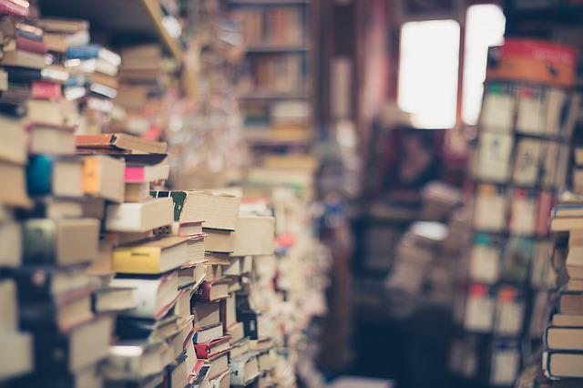 Books, Stack, Book Store, Stack Of Books, 2nd Hand