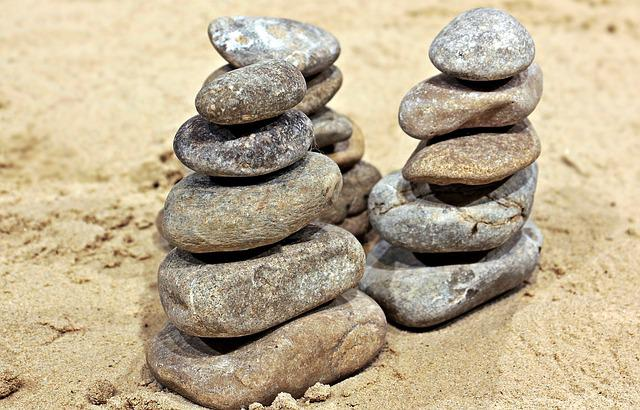 Stones, Stacked Stones, Stacked, Tower, Stone Tower