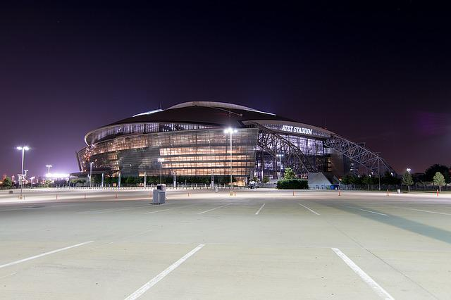 Football, Stadium, Dallas, Cowboys, Sports, Arena, Nfl