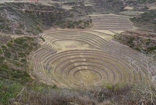 Architecture, Engineering, Inca, Peru, Stadium
