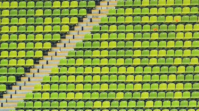 Olympic Stadium, Olympic Park, Seats, Stadium, Munich