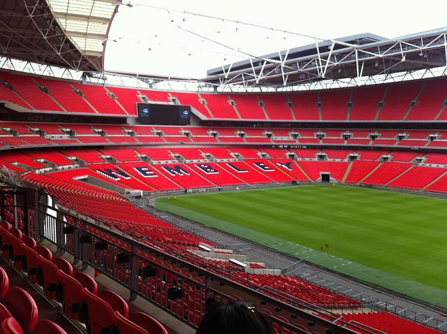 Stadium, Wembley, London