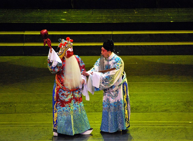 Opera, Chinese, Play, Stage, Beijing, Kunqu, Theater