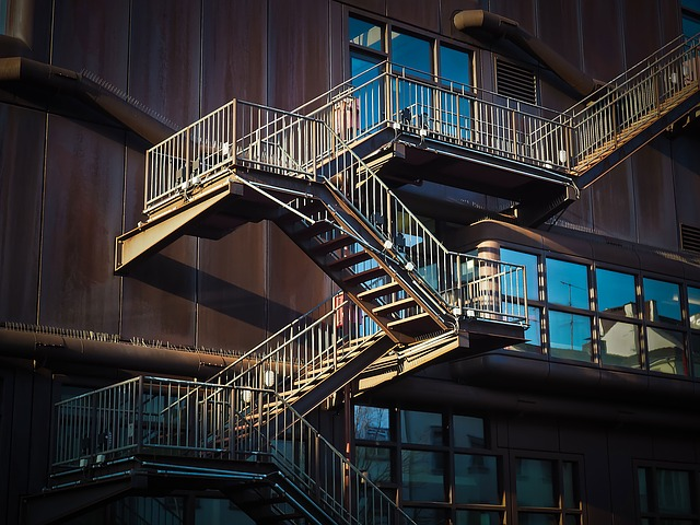 Stairs, Architecture, Gradually, Staircase, Building