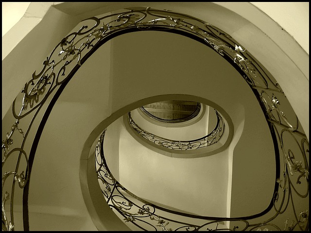 Stairs, Architecture, Spiral Staircase, Staircase