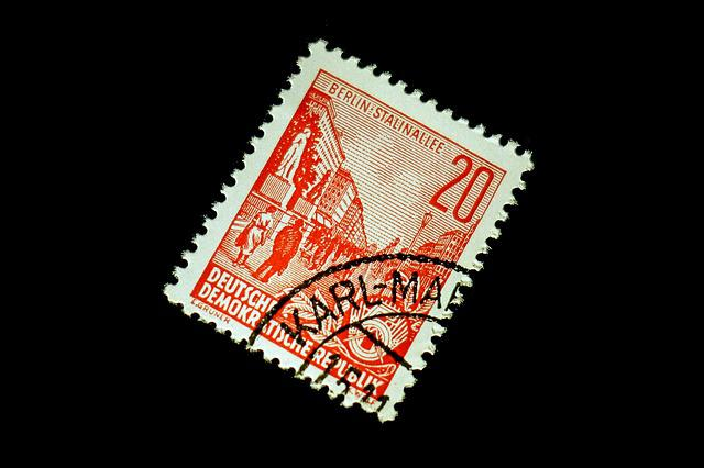 Stamp, Post, Collection, Correspondence, Letters, Old