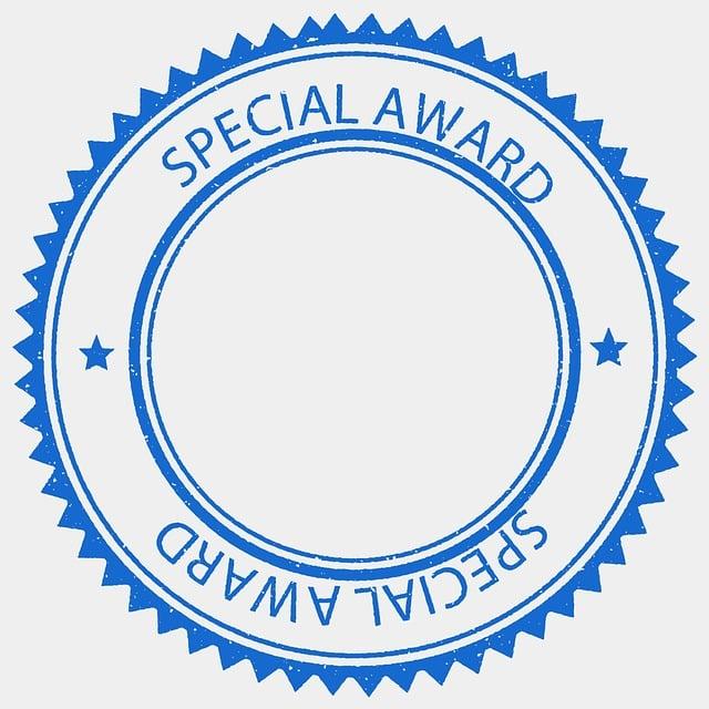 Award, Prize, Stamp, Winner, Reward, Best