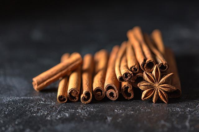 Cinnamon, Cinnamon Sticks, Anise, Star Anise, Seeds