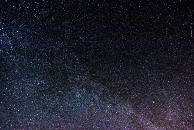 Sky, The Milky Way, Star, Night, Night Sky, Astronomy