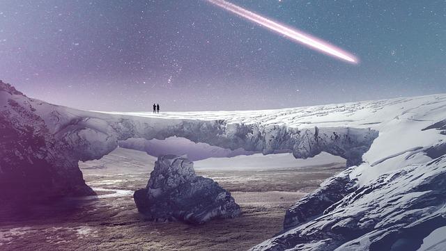 Future, Stars, Star Ship, Starship, Alien, Planet
