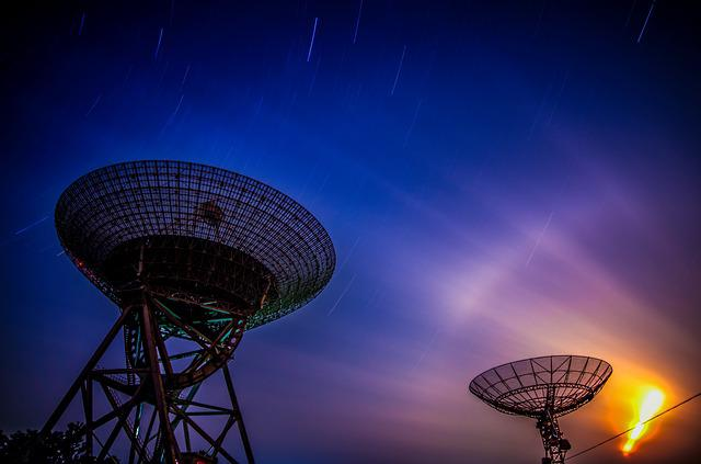 Starry Sky, Star Tracks, China, Beijing
