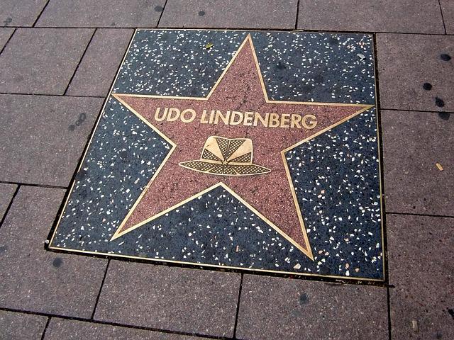 Walk Of Fame, Sidewalk, Hollywood Boulevard, Star