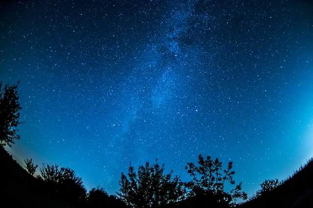 Milky Way, Starry Sky, Sky, Star, Night Sky, Space