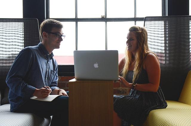 Entrepreneur, Startup, Start-up, Man, Woman, Team
