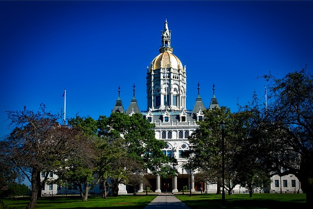 Hartford, Connecticut, State Capitol, Building
