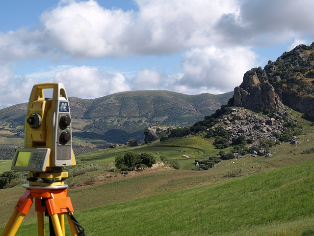 Topography, Station, Measurement