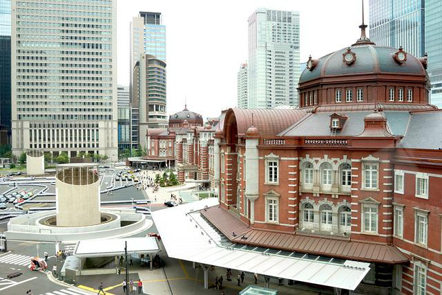 Tokyo Station, Tokyo, Station, Japan, Train Station