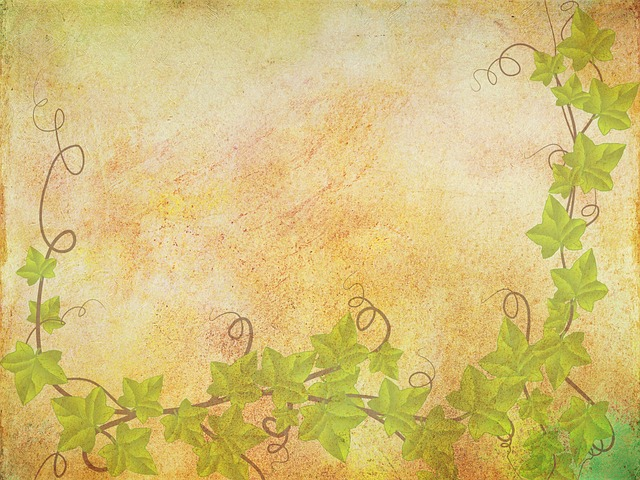 Background, Texture, Ivy Ivy, Paper, Stationery