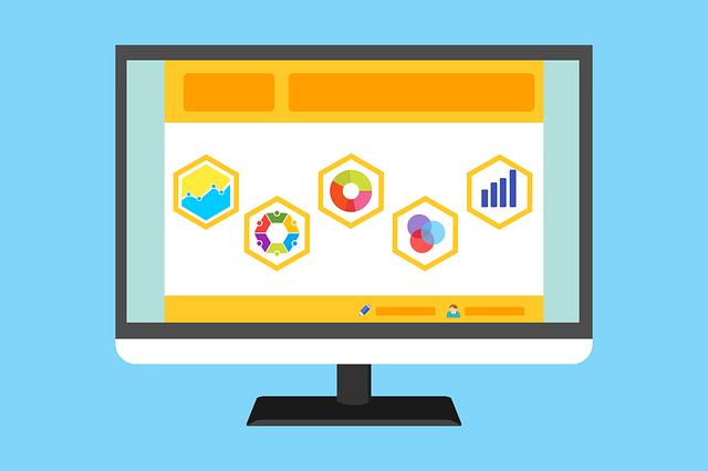 Statistic, Survey, Website, Template, Pc, Business