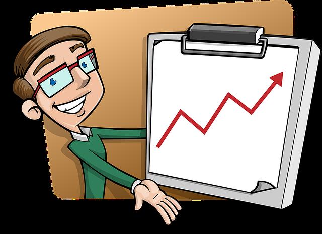 Presentation, Statistic, Boy, Character, Man, Male