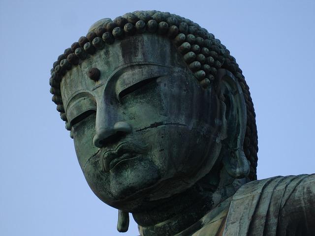 Buddha, Kamakura, Japan, Statue