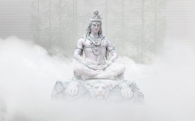 Deity, Religion, Hindu, Shiva, Statue, Spiritual, Asia