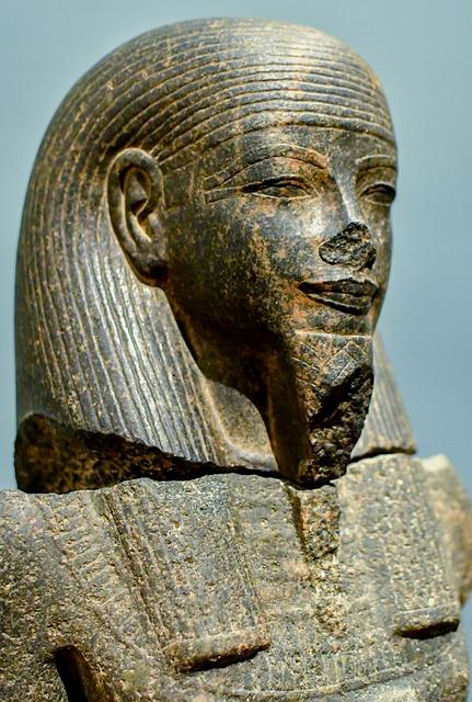 Sculpture, Statue, Egyptian, Ancient, Art, Egypt