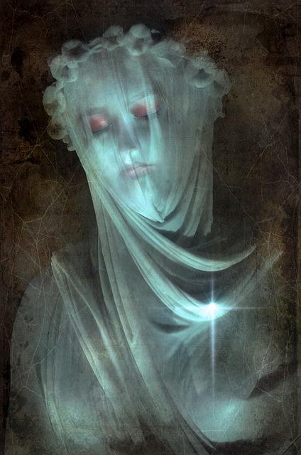 Fantasy, Book Cover, Woman, Statue, Sculpture, Mystical