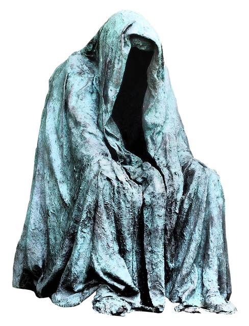 Spirit, Statue, Bronze, Sculpture, Figure, Rest, Art