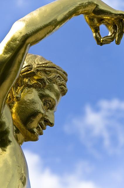 Statue, Hanover, Herrenhäuser Gardens, Herrenhausen