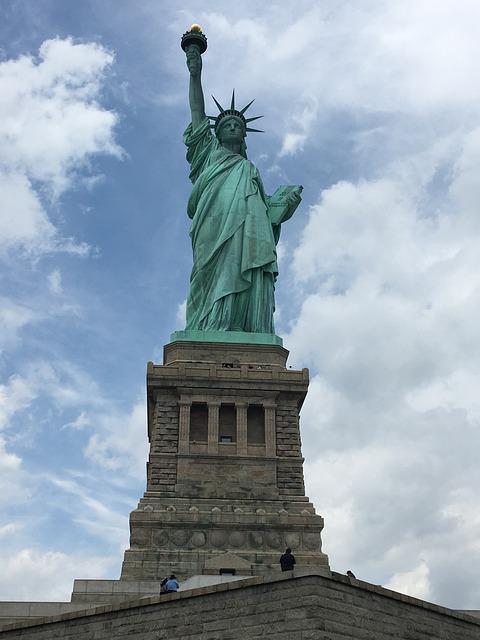 Statue Of Liberty, Tourism, United States Of America