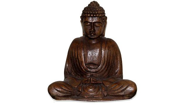 Buddha, Statue, Buddha Ornament, Cutout, Religion