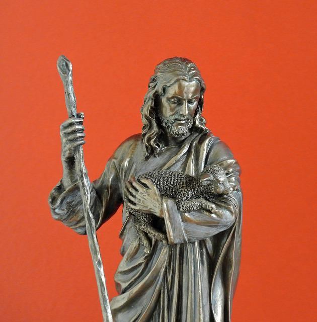 Jesus, Statue, Religion, Christianity, Religious