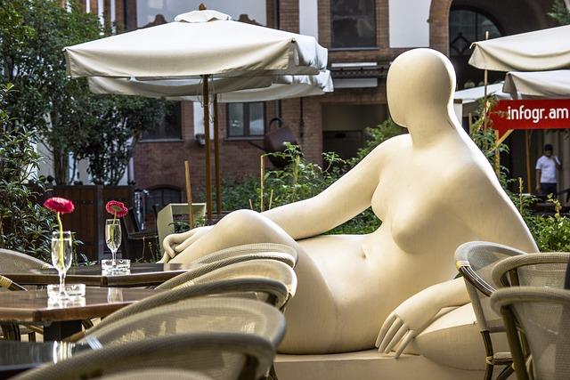 Statue, Art, City, Lady Buddha, Sculpture, Monument