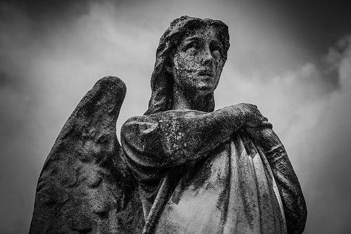 Angel, Art, Religion, Religious, Sculpture, Statue