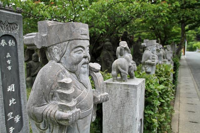 Statue, Sculpture, Religion, Ancient, Culture, Stone